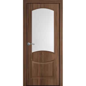 donna klaasiga siseuks uksed siseuksed pvc kattega siseuksed andoora kuldlepp